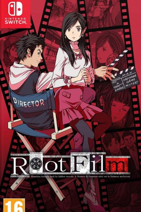 Echanger le jeu Root Film sur Switch