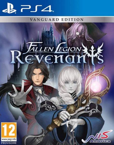 Echanger le jeu Fallen Legion Revenants sur PS4