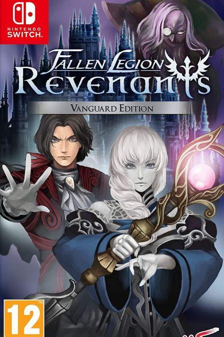 Echanger le jeu Fallen Legion Revenants sur Switch