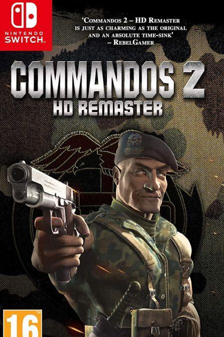 Echanger le jeu Commandos 2 - HD Remaster sur Switch