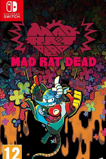 Echanger le jeu Mad Rat Dead sur Switch