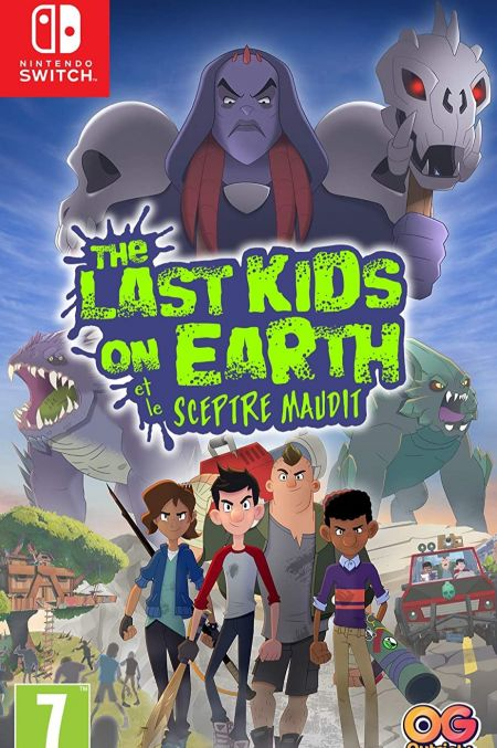 Echanger le jeu The Last Kids On Earth et Le Sceptre Maudit sur Switch
