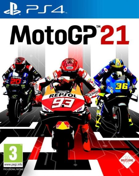 Echanger le jeu Moto GP21 sur PS4