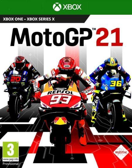 Echanger le jeu Moto GP21 sur Xbox One