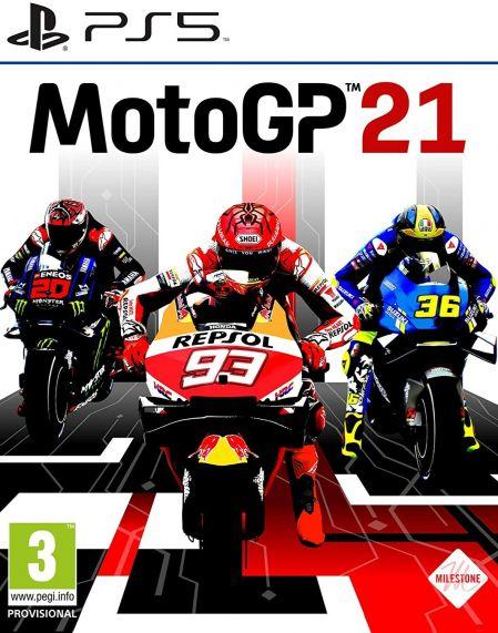 Echanger le jeu Moto GP21 sur PS5