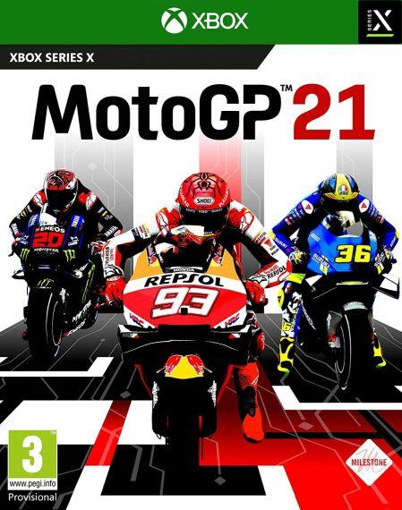 Echanger le jeu Moto GP21 sur XBOX SERIES X