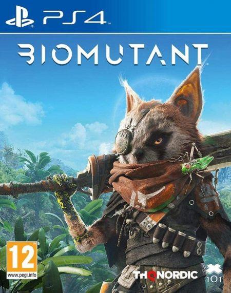 Echanger le jeu Biomutant sur PS4