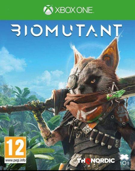 Echanger le jeu Biomutant sur Xbox One