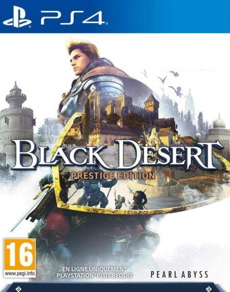 Echanger le jeu Black Desert (Playstation Plus Requis) sur PS4