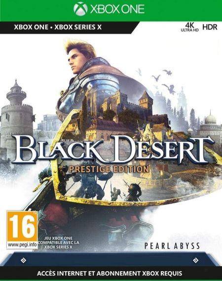 Echanger le jeu Black Desert (Xbox Live Requis) sur Xbox One
