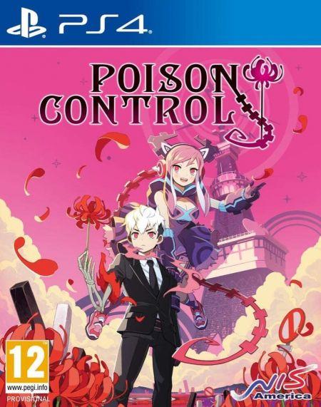 Echanger le jeu Poison Control sur PS4