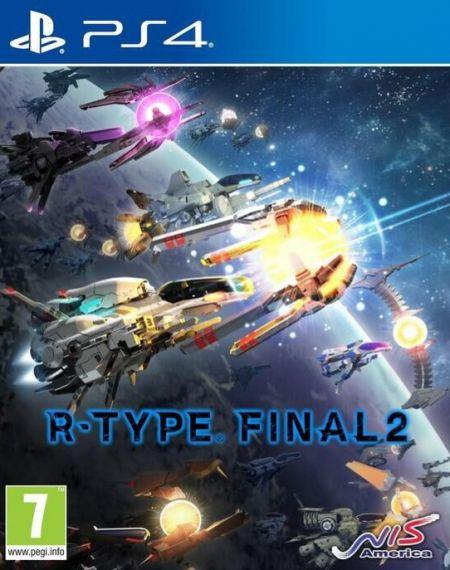 Echanger le jeu R-Type Final 2 sur PS4