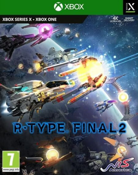 Echanger le jeu R-Type Final 2 sur Xbox One