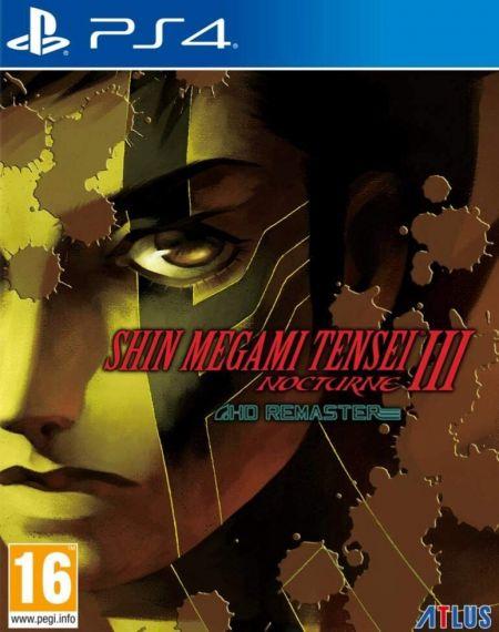 Echanger le jeu Shin Megami Tensei II Nocturne HD Remastered sur PS4