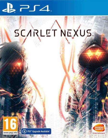 Echanger le jeu Scarlet Nexus sur PS4