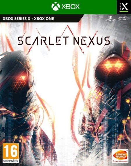Echanger le jeu Scarlet Nexus sur Xbox One