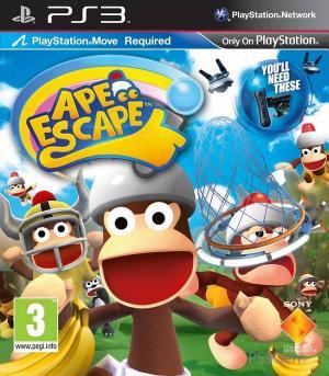 Echanger le jeu Ape Escape Move sur PS3