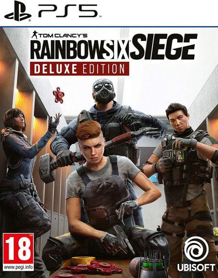 Echanger le jeu Rainbow Six Siege - Deluxe Edition sur PS5