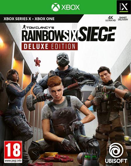 Echanger le jeu Rainbow Six Siege - Deluxe Edition sur Xbox One