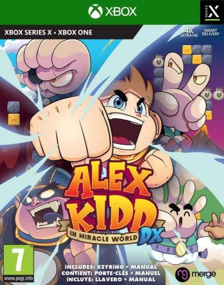 Echanger le jeu Alex Kidd in Miracle World DX sur Xbox One