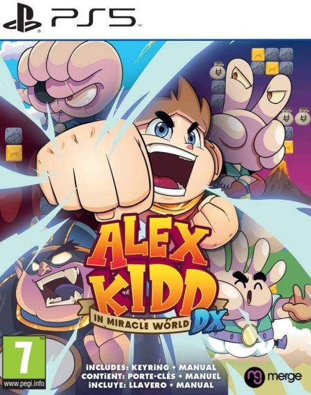 Echanger le jeu Alex Kidd in Miracle World DX sur PS5