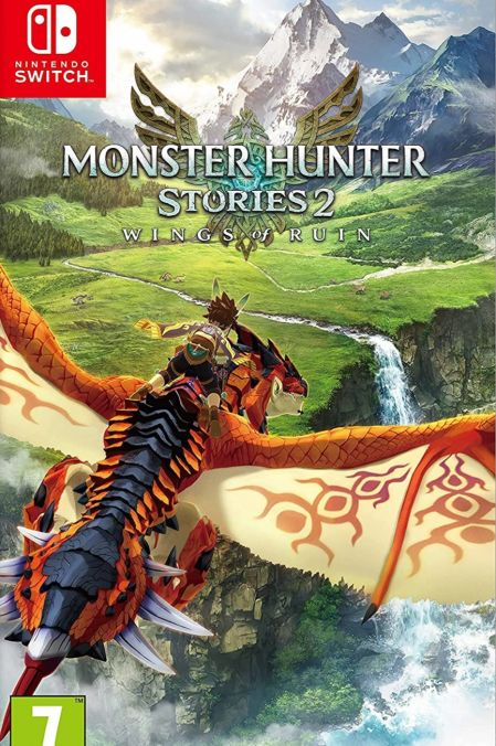 Echanger le jeu Monster Hunter Stories 2 : Wings of Ruin sur Switch