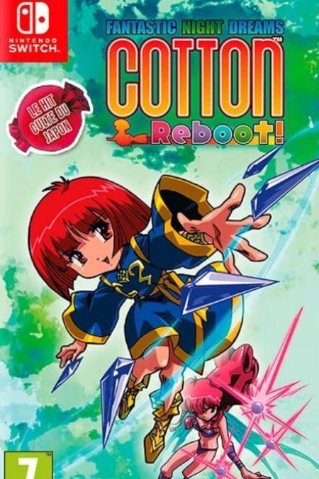 Echanger le jeu Cotton Reboot - Fantastic Night Dream sur Switch