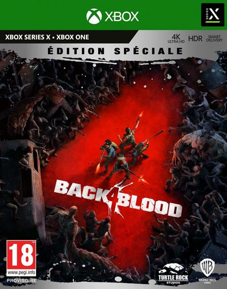 Echanger le jeu Back 4 Blood sur Xbox One