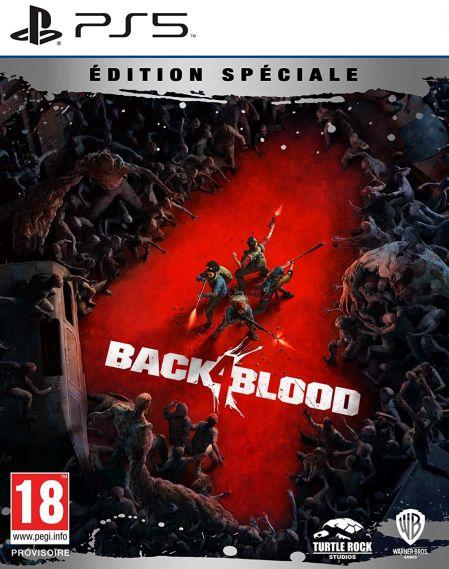 Echanger le jeu Back 4 Blood sur PS5