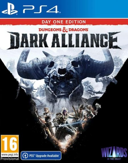 Echanger le jeu Dark Alliance Dungeons & Dragons sur PS4