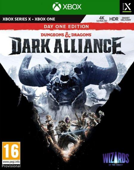 Echanger le jeu Dark Alliance Dungeons & Dragons sur Xbox One