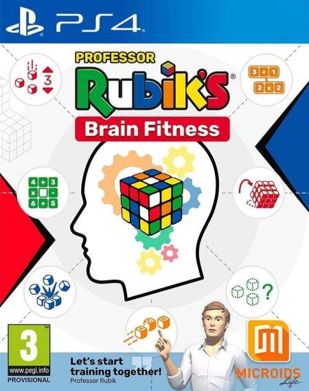 Echanger le jeu Professeur Rubik's Entrainement Cerebral sur PS4