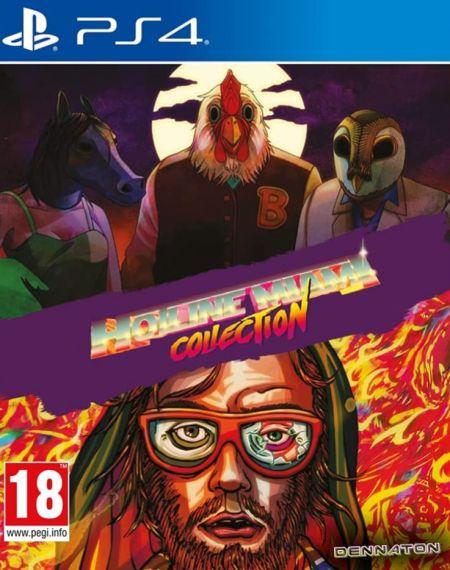 Echanger le jeu Hotline Miami Collection sur PS4