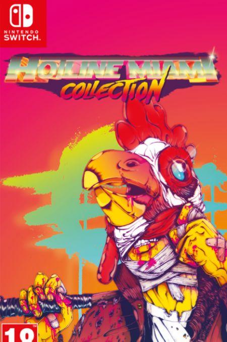 Echanger le jeu Hotline Miami Collection sur Switch