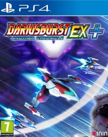 Echanger le jeu Darius Burst EX+ Another Chronicle sur PS4
