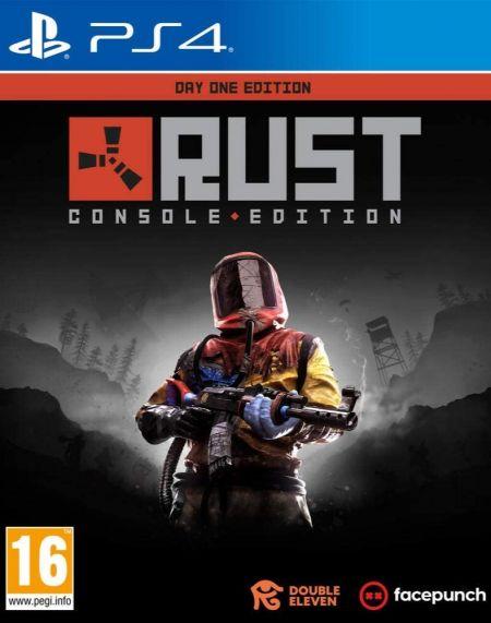 Echanger le jeu RUST - Console Edition (Jeu exclusivement en ligne) sur PS4