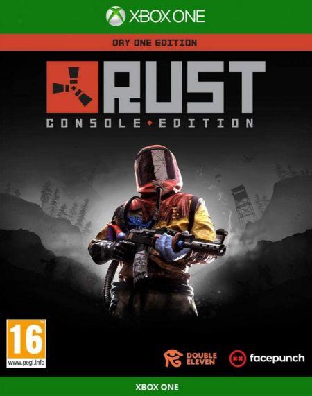 Echanger le jeu RUST - Console Edition (Jeu exclusivement en ligne) sur Xbox One