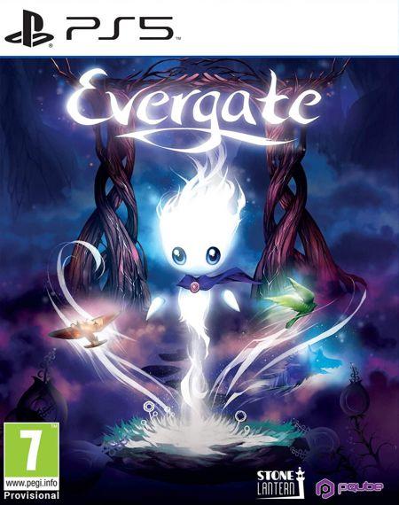Echanger le jeu Evergate sur PS5