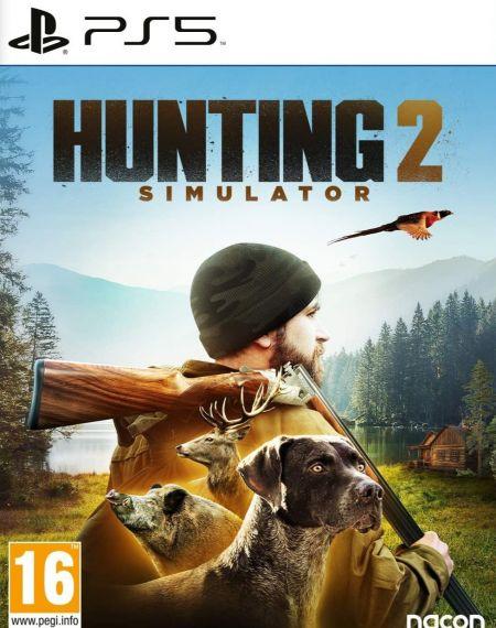 Echanger le jeu Hunting Simulator 2 sur PS5