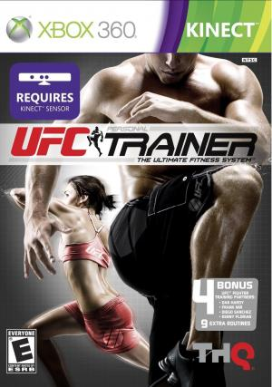 Echanger le jeu UFC Personal Trainer : The Ultimate Fitness System sur Xbox 360