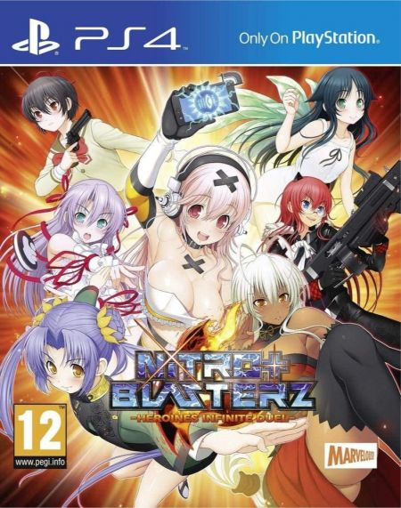 Echanger le jeu Nitroplus Blasterz : Heroines Infinite Duel sur PS4