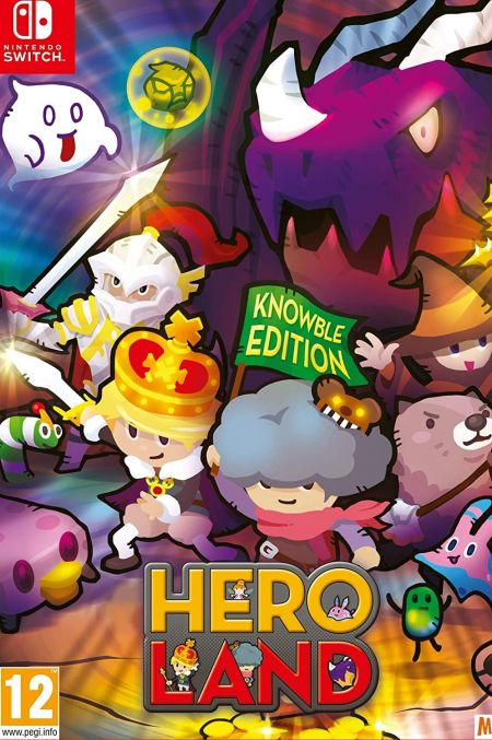 Echanger le jeu Hero Land - Knowble Edition sur Switch