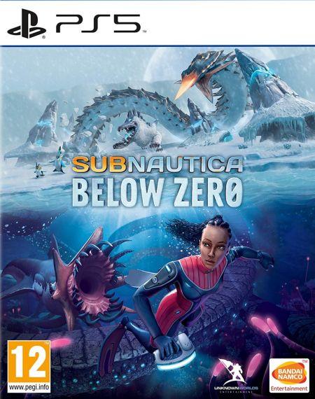 Echanger le jeu Subnautica - Below Zero sur PS5