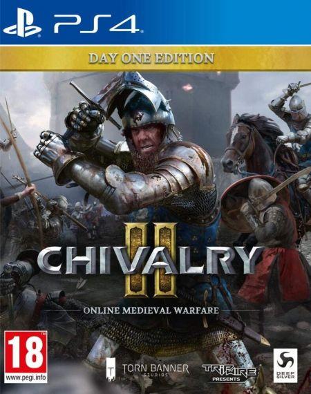 Echanger le jeu Chivalry 2 (Jeu exclusivement en ligne) sur PS4