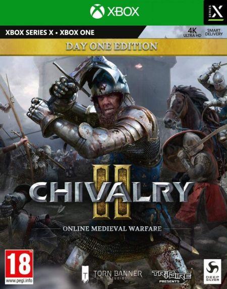 Echanger le jeu Chivalry 2 (Jeu exclusivement en ligne) sur Xbox One