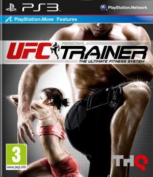 Echanger le jeu UFC Personal Trainer : The Ultimate Fitness System sur PS3