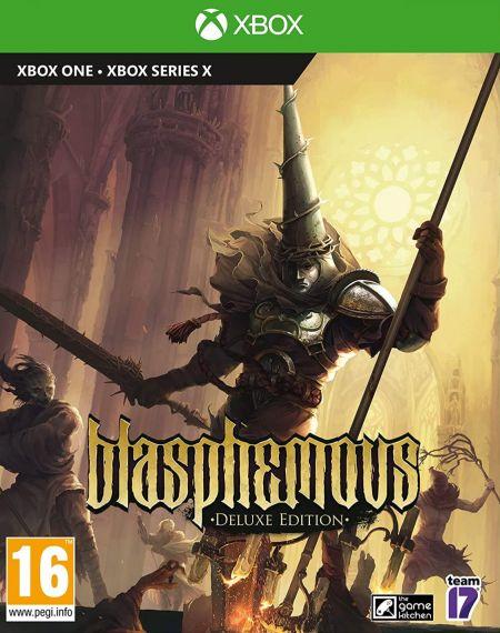 Echanger le jeu Blasphemous sur Xbox One