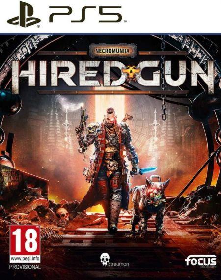 Echanger le jeu Necromunda Hired Gun sur PS5