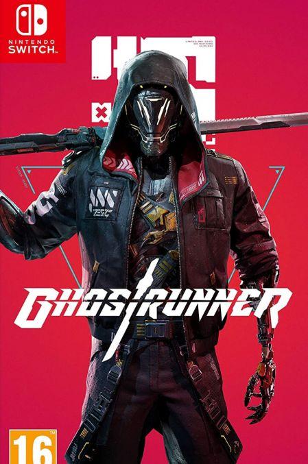 Echanger le jeu Ghostrunner sur Switch