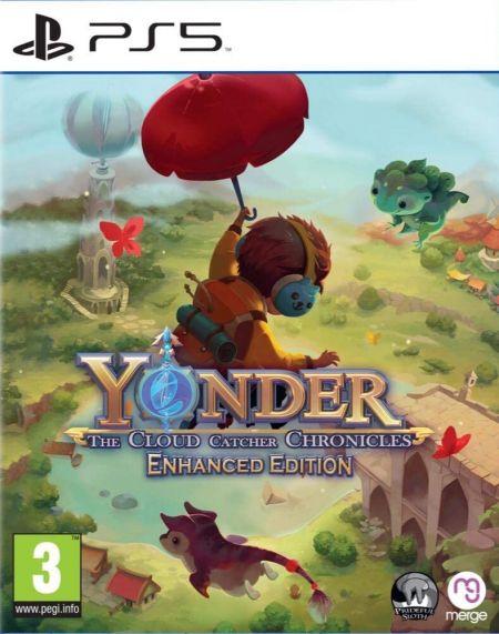 Echanger le jeu Yonder : The Cloud Catcher Chronicles - Enhanced Edition sur PS5
